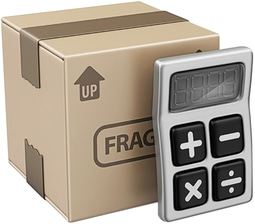 USPS Box and Shipping Calculator