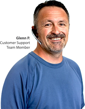 Glenn P Customer Support Team Member