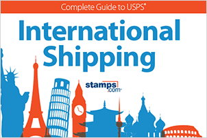 Complete Guide to USPS International Shipping Infographic