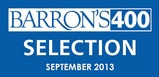 2013 Barron's 400 Index