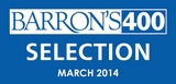 2014 Barron's 400 Index
