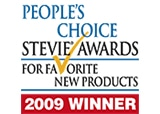 People's Choice Stevie Awards – Favorite New Products 2009 Winner