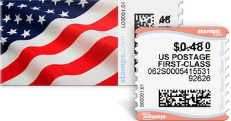 Print Stamps Online