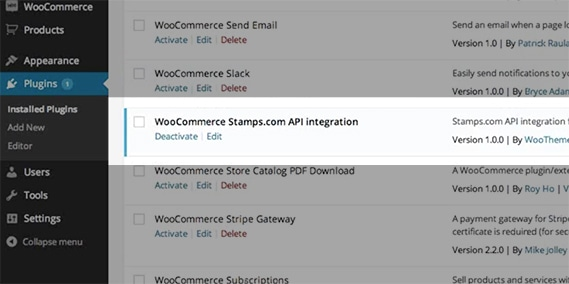 Download the Stamps.com plugin