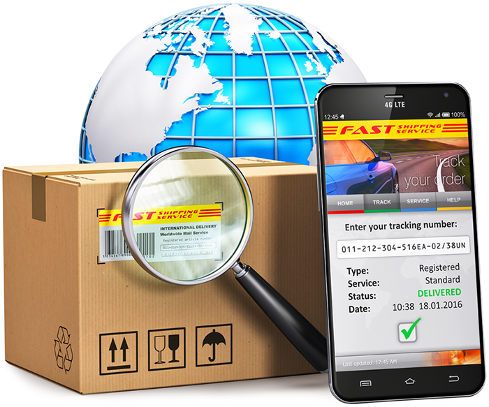 Stamps com - How to Track a USPS International Package