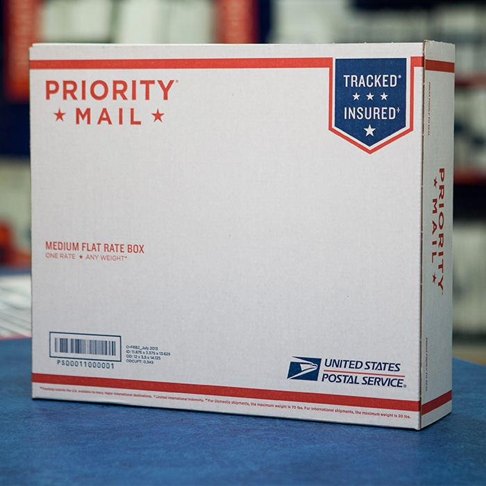 Stamps com - USPS Priority Mail Flat Rate, Flat Rate Boxes