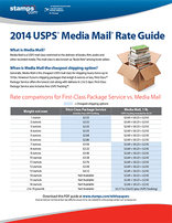 2014 USPS Media Mail Rate Guide