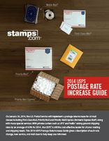 2014 USPS Postage Rate Increase Guide