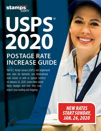 2020 USPS Postage Rate Increase Guide