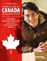 How to Ship to Canada with USPS Guide