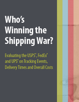 Who's Winning the Shipping War?
